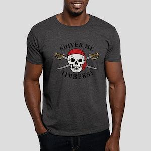 Shiver Me Timbers! Dark T-Shirt