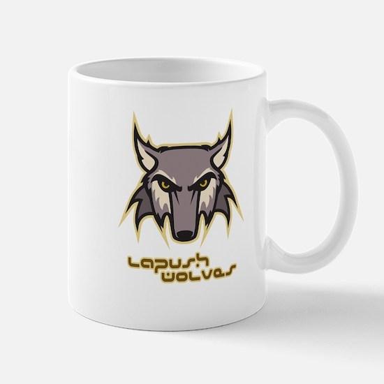 LaPush Wolves (wolf logo) Mug
