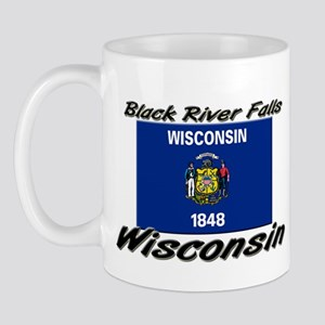 Black River Falls Wisconsin Mug