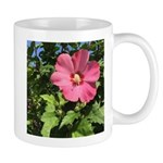 Pink Hibiscus Tropical Flower Mugs