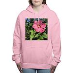 Pink Hibiscus Tropical Flower Sweatshirt