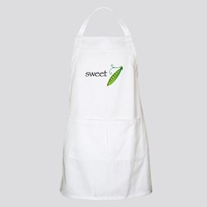 Sweet Pea Simple BBQ Apron