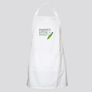 Daddy's Little Sweet Pea BBQ Apron
