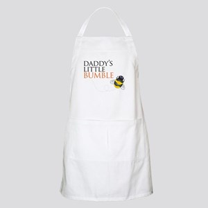 Daddy's Bumble Bee BBQ Apron