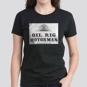Motorman Women's Dark T-Shirt