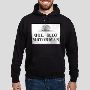 Motorman Hoodie (dark)