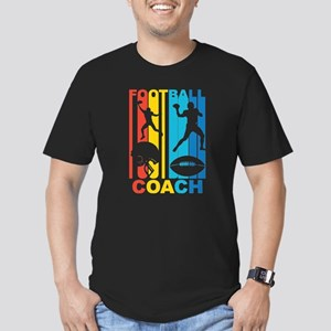 Vintage Football Coach Graphic T Shirt T-Shirt