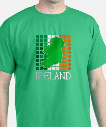 irish flag ireland2 T-Shirt