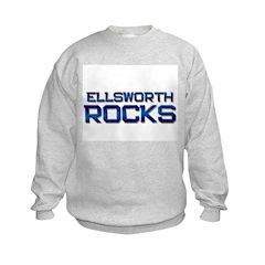 ellsworth rocks Sweatshirt