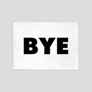 Bye 5'x7'Area Rug