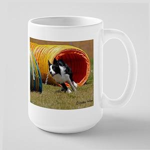 Border Collie Image 7 Large Mug
