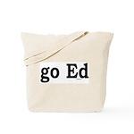 go Ed Tote Bag