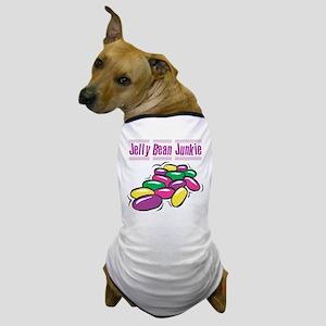 Jelly Bean Junkie Dog T-Shirt