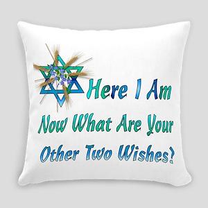 Home For Hanukkah Everyday Pillow