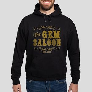 The Gem Saloon Hoodie (dark)