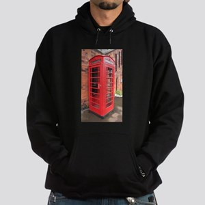 red phone call box london Sweatshirt