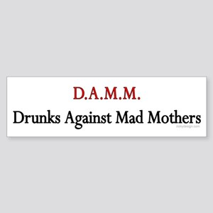 D.A.M.M. Bumper Sticker