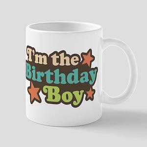 I'm The Birthday Boy Mug