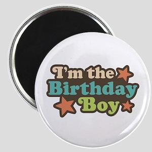 I'm The Birthday Boy Magnet
