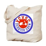 VCV Scooter Crew CanvasTote Bag