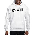 go Will Hooded Sweatshirt