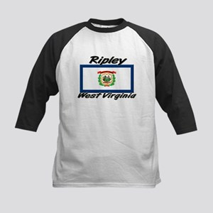 Ripley West Virginia Kids Baseball Jersey