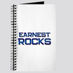 earnest rocks Journal