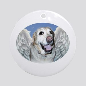 Dog gifts Ornament (Round)