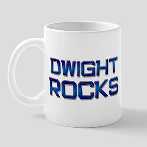 dwight rocks Mug