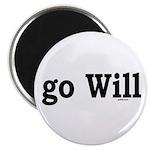 go Will Magnet