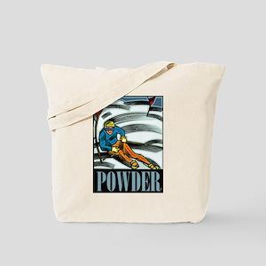 Powder Tote Bag