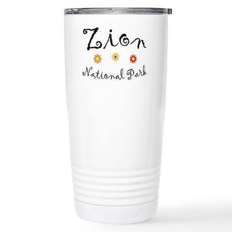 Zion Super Cute Stainless Steel Travel Mug