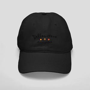 Yellowstone Super Cute Black Cap
