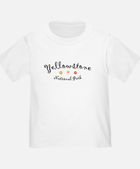 Yellowstone Super Cute T