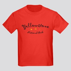 Yellowstone Super Cute Kids Dark T-Shirt