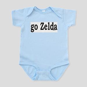 go Zelda Infant Creeper
