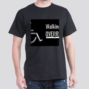 walking is overrated-bumper T-Shirt