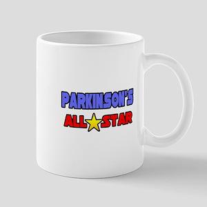 """Parkinson's All Star"" Mug"