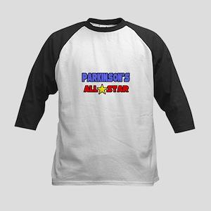 """""""Parkinson's All Star"""" Kids Baseball Jersey"""