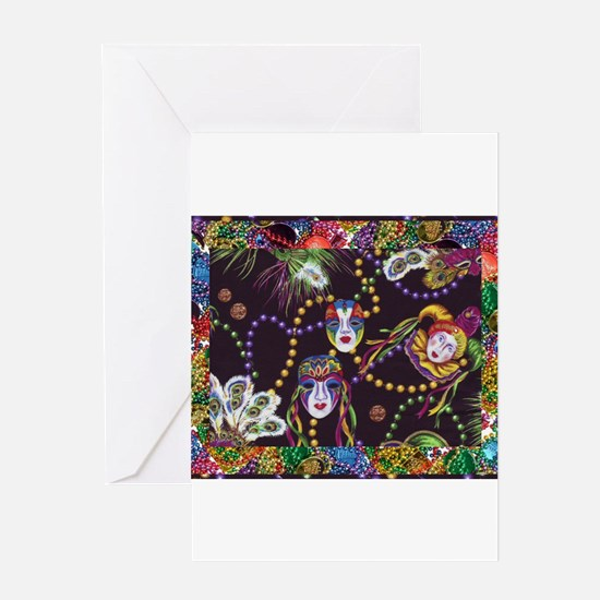 Funny Fat tuesday Greeting Card
