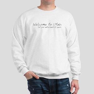 Set Your Watch Back Sweatshirt