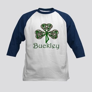Buckley Shamrock Kids Baseball Jersey