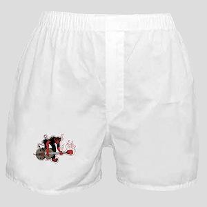 Rockabilly Boxer Shorts