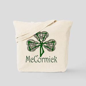 McCormick Shamrock Tote Bag