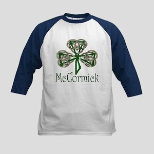 McCormick Shamrock Kids Baseball Jersey