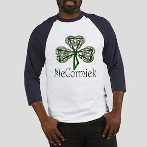 McCormick Shamrock Baseball Jersey