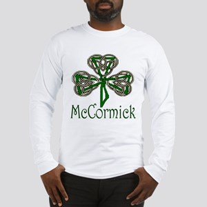 McCormick Shamrock Long Sleeve T-Shirt