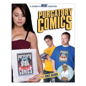 Purgatory Comics Small Poster