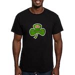 Hot Irish Granny Men's Fitted T-Shirt (dark)