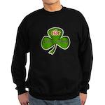 Hot Irish Granny Sweatshirt (dark)